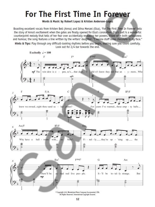 Top Five Easy Piano Sheet Music Beginners Popular Songs - Circus