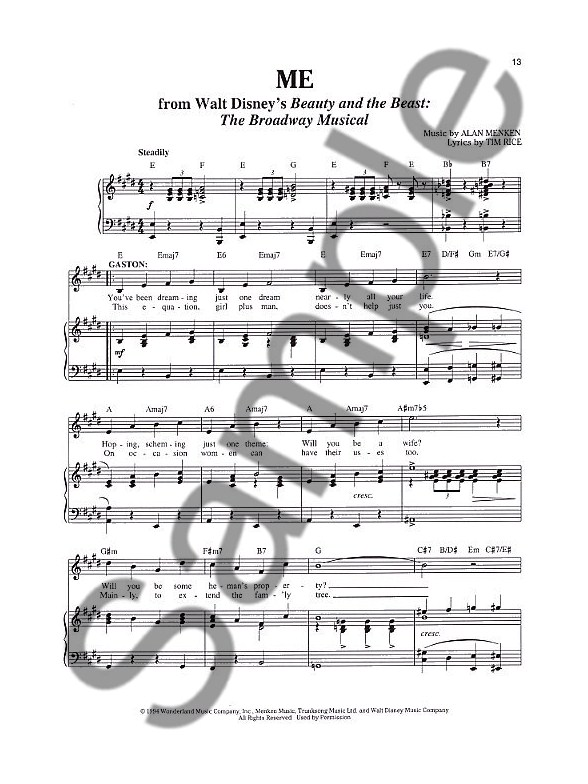the singers musical theatre anthology  volume three