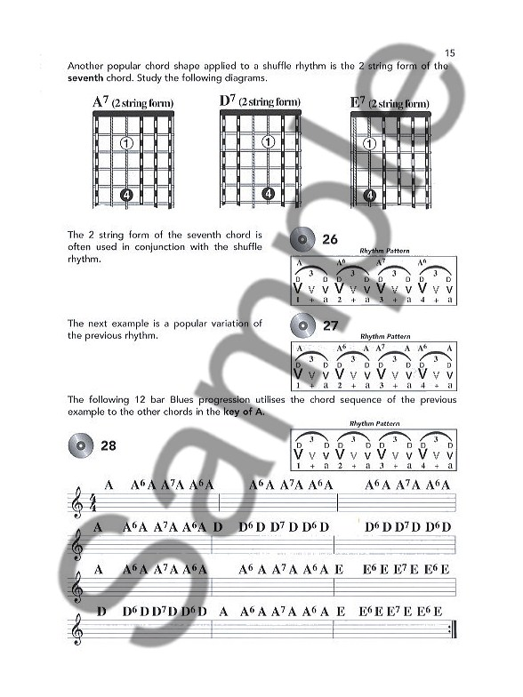 Progressive Blues Acoustic Guitar Method Acoustic Guitar Books