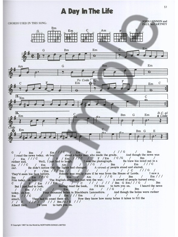 The Beatles Complete Easy Guitar Edition Guitar Sheet Music