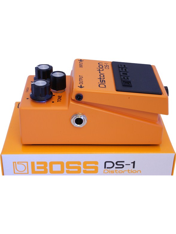 boss ds 1 distortion pedal roland electric guitar instruments accessories. Black Bedroom Furniture Sets. Home Design Ideas