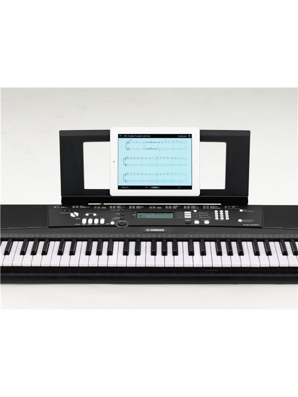yamaha ez 220 61 portable electronic keyboard yamaha. Black Bedroom Furniture Sets. Home Design Ideas
