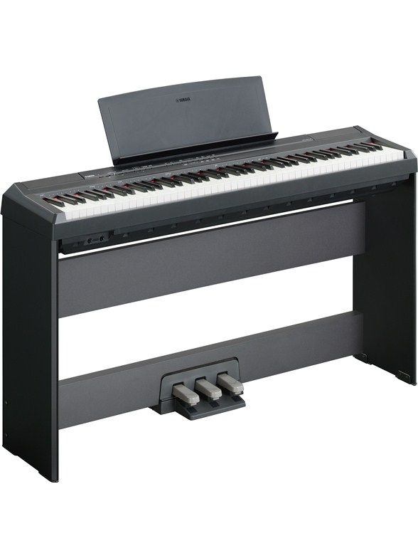 Yamaha p 105b digital piano yamaha digital piano for Yamaha audio customer service