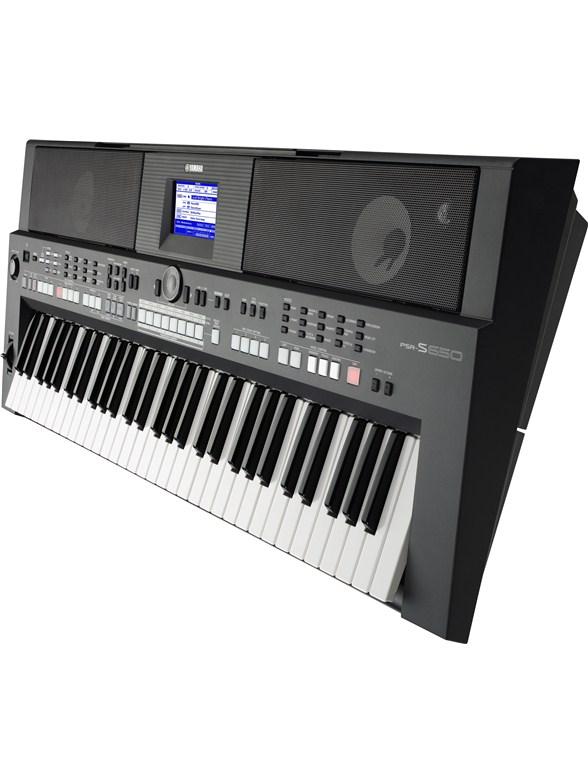 Yamaha psr s650 keyboard yamaha keyboard instruments for Yamaha psr e243 accessories