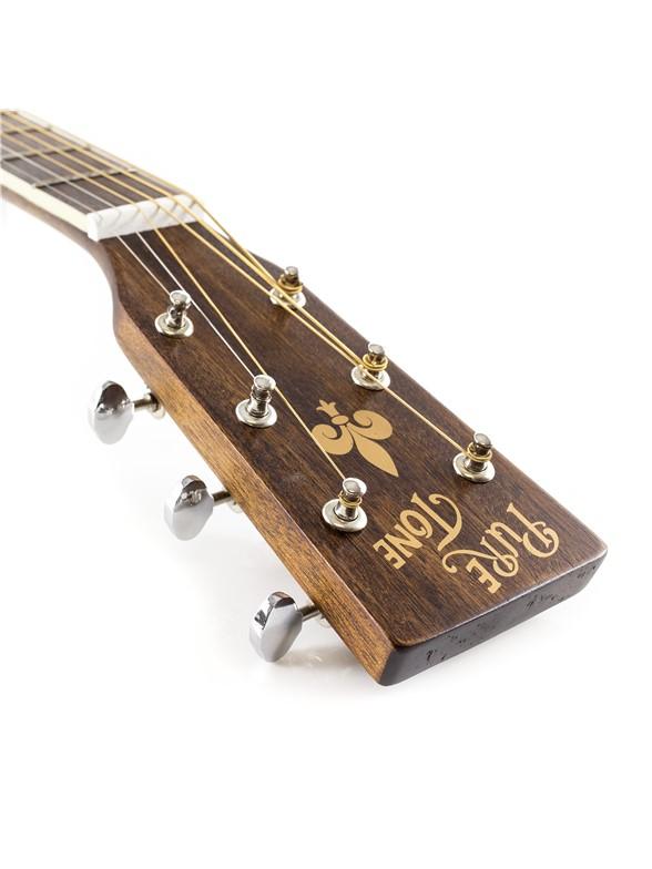 pure tone carolina electro acoustic guitar pure tone acoustic guitar instruments. Black Bedroom Furniture Sets. Home Design Ideas