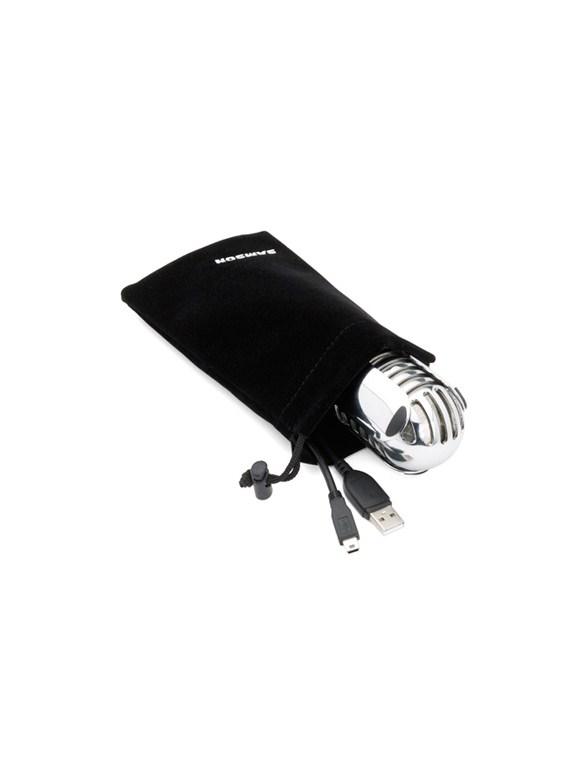 samson meteor mic usb studio microphone samson voice instruments accessories. Black Bedroom Furniture Sets. Home Design Ideas