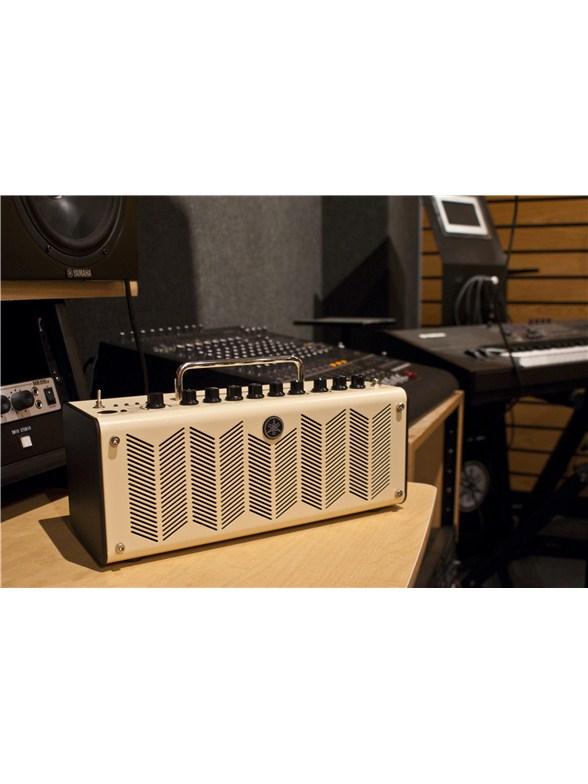 Yamaha thr 5 desktop amplifier yamaha guitar for Yamaha thr amplifier