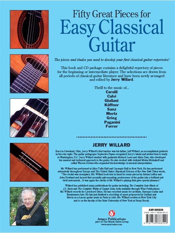 50 classical guitar pieces pdf