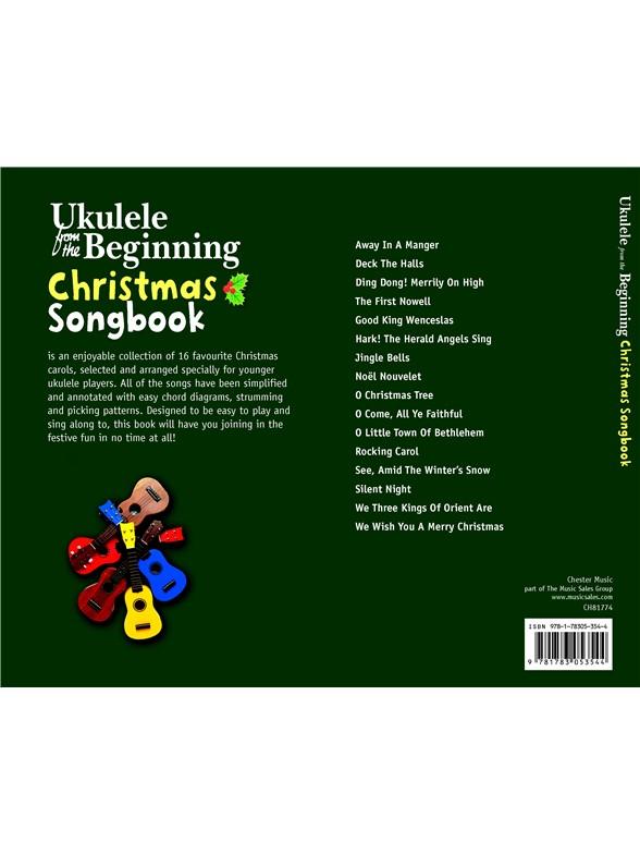 Ukulele From The Beginning Christmas Songbook Ukulele Sheet Music