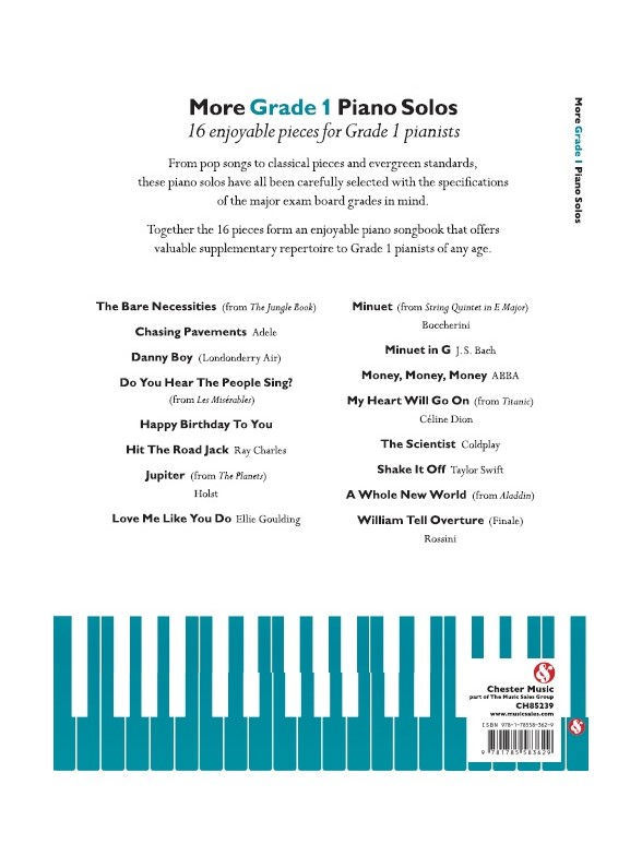 More Grade 1 Piano Solos Piano Sheet Music Sheet Music