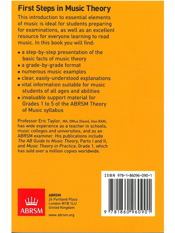 Image Result For First Steps In Music Theory Abrsm