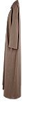 Balenciaga Dropped-shoulder Coat