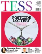TESS Scotland - Times Educational Supplement magazine