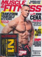 Muscle and Fitness magazine