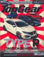 BBC Top Gear magazine