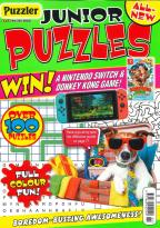 Junior Puzzles magazine