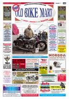 Old Bike Mart magazine