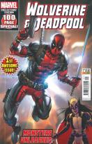 Wolverine and Deadpool magazine