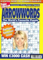 Take A Break's Arrowwords magazine