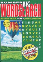 Bumper Big Word Search magazine