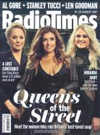 Radio Times North West, Yorkshire & North East Edition magazine