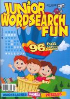 Junior Wordsearch Fun magazine