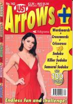 Just Arrows Plus magazine