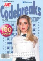 Just Codebreaks magazine
