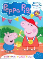 Peppa Pig Bag O Fun magazine