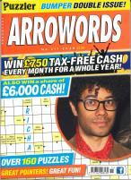 Puzzler Arrowords magazine