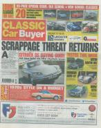 Classic Car Buyer magazine