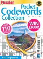Pocket Codewords Collection magazine