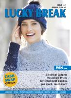 Lucky Break magazine