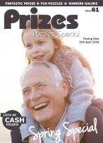 Prizes & Puzzles Special magazine
