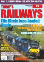 Today's Railways UK magazine