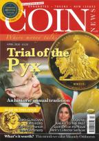 Coin News magazine