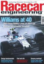 Racecar Engineering magazine