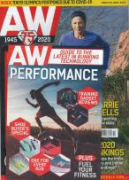 Athletics Weekly magazine
