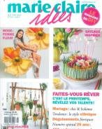 Marie Claire Idees magazine