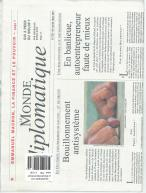 Le Monde Diplomatique French  magazine