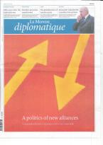 Le Monde Diplomatique English magazine