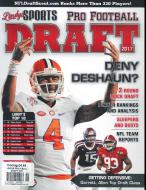 Lindy's Sports - Pro Football Draft magazine