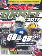 Pro Football Weekly Draft Guide magazine