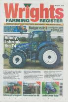 Wrights Farming Register magazine