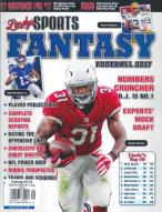 Lindy's Sports Fantasy Football magazine