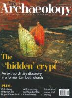 Current Archaeology magazine