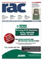 Refrigeration and Air Conditioning magazine