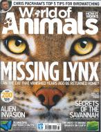 World of Animals magazine