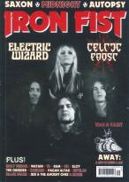 Iron Fist magazine