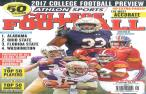 Athlon Sports College Football magazine